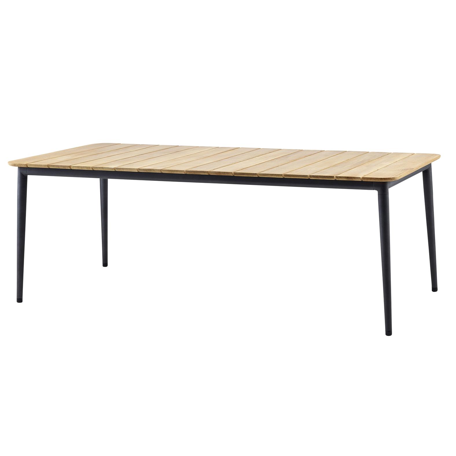 Core Tisch Cane-Line 274x100 cm