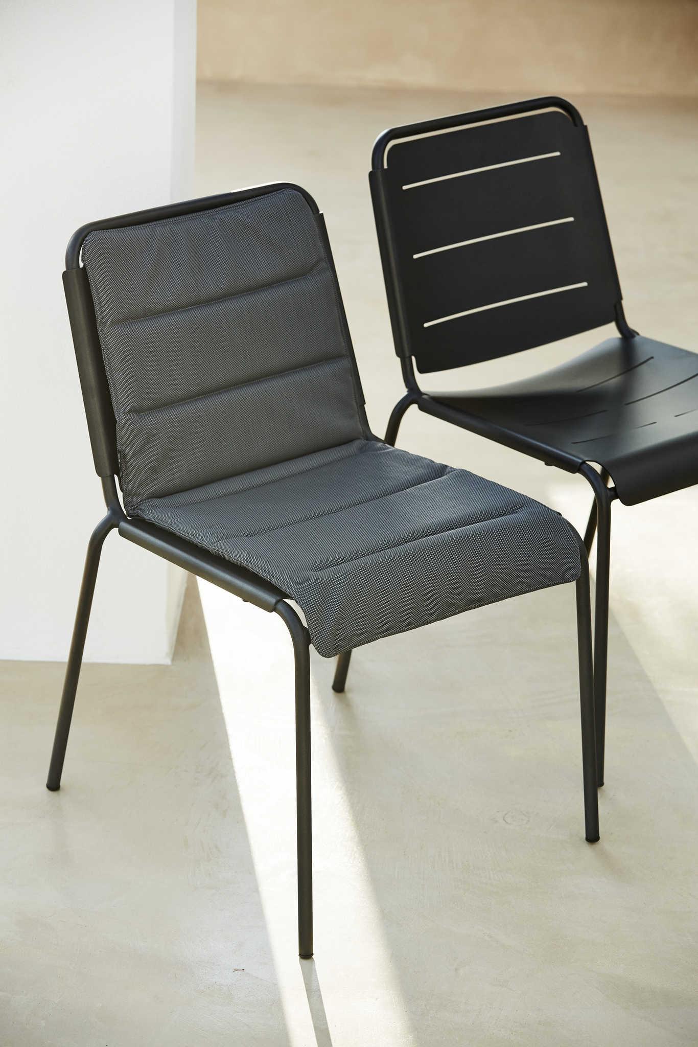 Copenhagen stuhl ohne armlehne cane line wohnkultur cane for Stuhl armlehne