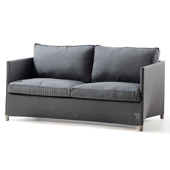 Diamond 2-Sitzer Sofa Tex Cane-Line