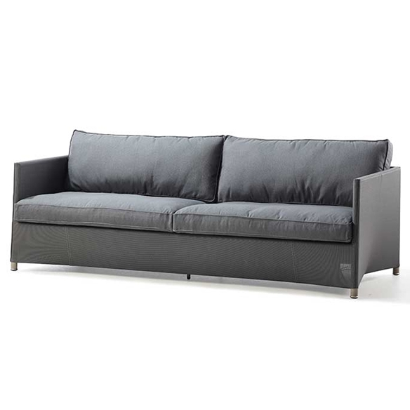 Diamond 3-Sitzer Sofa Tex Cane-Line