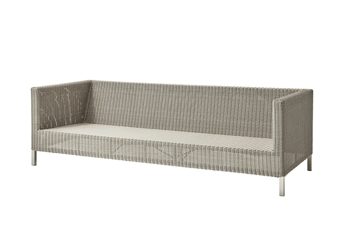 Connect 3-Sitzer Loungesofa Cane-Line