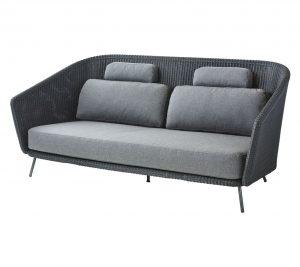 Mega 2 Sitzer Loungesofa
