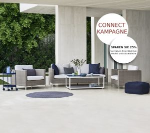 Connect Modul Loungevorschlag 3teilig
