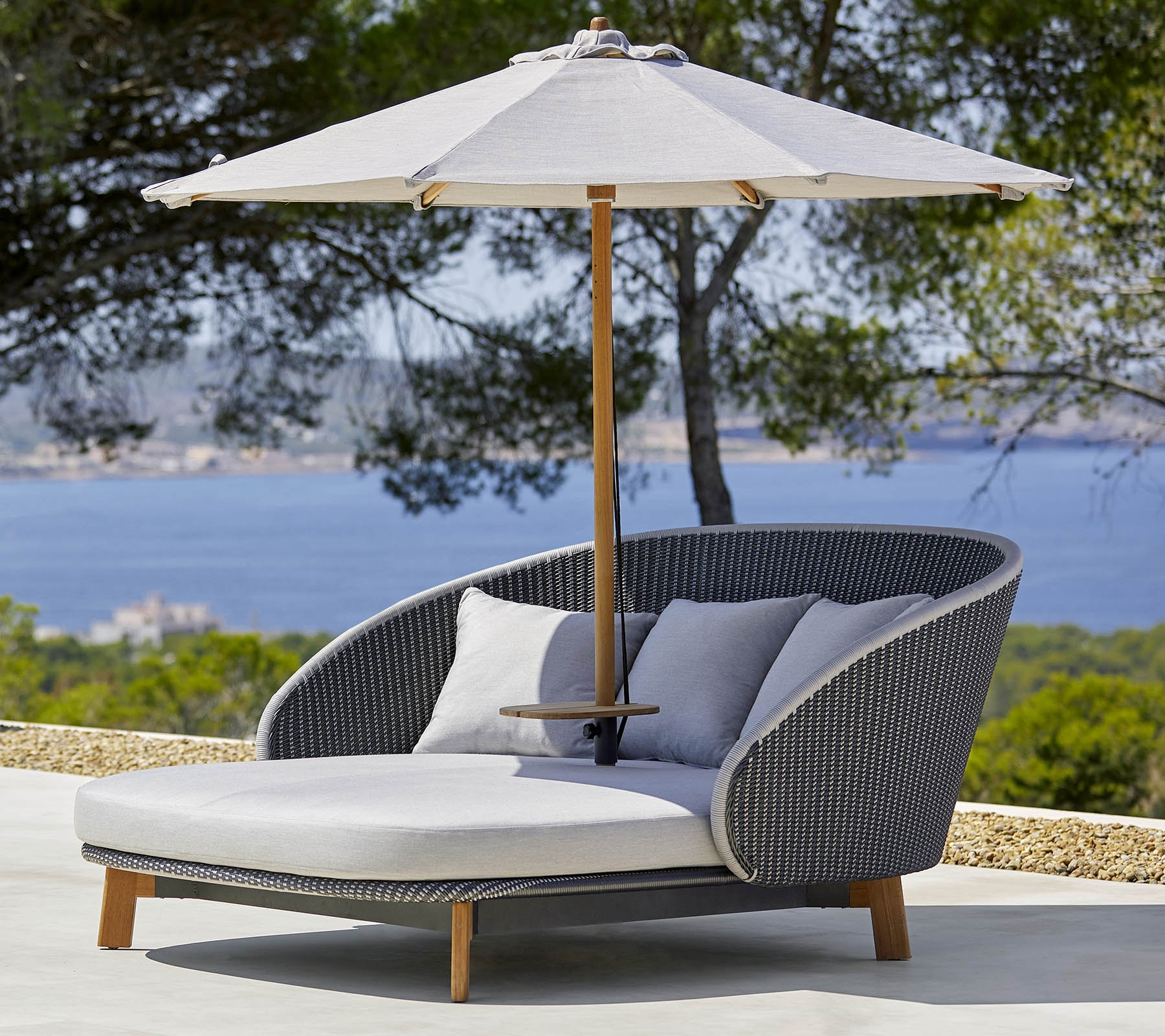 - Peacock Daybed Cane-Line Wohnkultur-cane-line