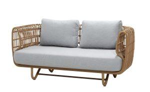 Nest 2 Sitzer Sofa Outdoor